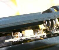 電池電極が基板に入っているかどうかを確認